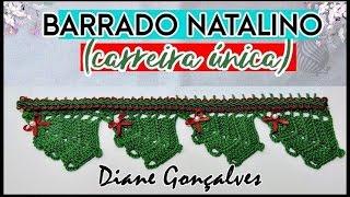 BARRADO NATALINO CARREIRA ÚNICA /DIANE GONÇALVES