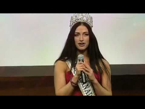 Mrs Canada Globe finale and farewell !!