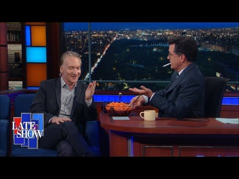 Bill Maher Is Served A Steaming Bowl Of Trump
