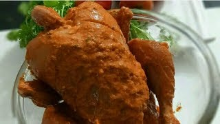 Lahori Chargha Recipe   Steamed And Fried Chicken Recipe   Step To Step