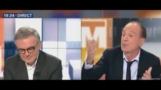 Mélenchon, Le Média, Macron, Afrique : Gérard Miller en grande forme !