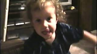 Clarissa singing & dancing at 2.5 years old