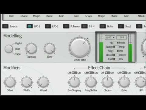 FXpansion Bloom - Hands-on with Computer Music magazine