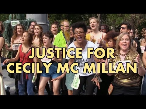 Justice For Cecily McMillan