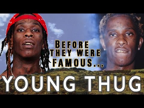 Young Thug – Before They Were Famous