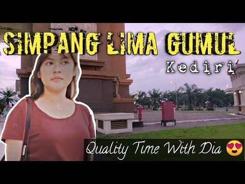 vlog-simpang-lima-gumul-kediri-|-quality-time-with-dia-😍