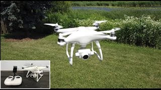 JJRC Aircus is a Mini DJI Phantom -Can it compare?
