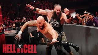 Braun Strowman takes charge against The O.C.: WWE Hell in a Cell 2019