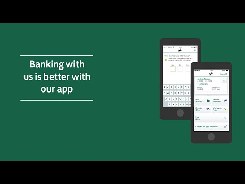 Lloyds Bank – UK Mobile Banking - Banking with us is even