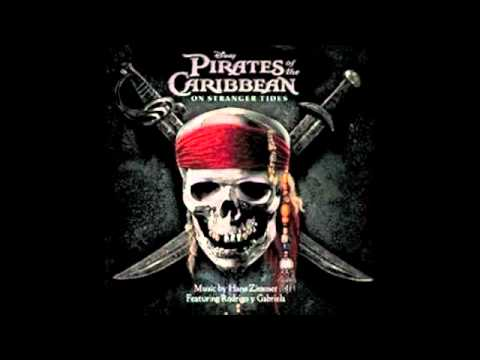 Mermaids - Pirates of the Caribbean on Stranger Tides
