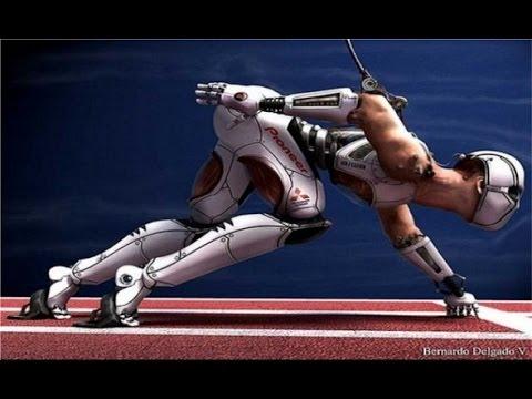 Future of Sports | Transhumanism | PatentYogi Research