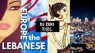 #DJ #Zeki - #Europe #the #Lebanese - #fast #forward #version
