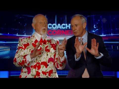 NHL Coach's Corner Playoffs May 6th, 2017 HD