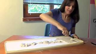 Repeat youtube video Pannelli decorati con stuccature - Bricoportale