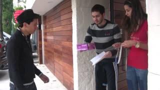 Logística- entrega de mercancía en almacén