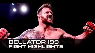 Bellator 199 Highlights: Ryan Bader Flattens King Mo in 15 Seconds