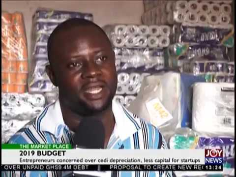 The Market Place on JoyNews (14-11-18)