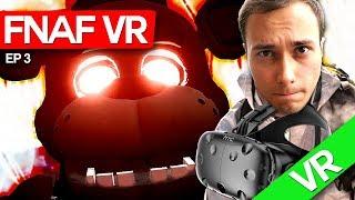 Max si Freddy, FNAF VR ! (HTC VIVE) SPECIAL!