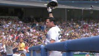Jason Giambi hits two homers, drives in seven runs