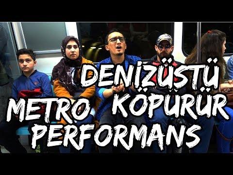 Emin Karadayı - Deniz Üstü Köpürür (Metro Performans)