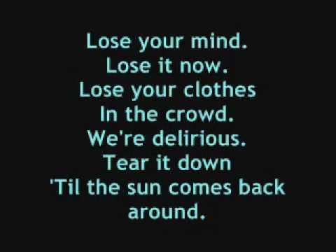 Kesha- Take it Off Lyrics HD