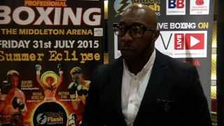 Pat Barrett on Promotion and the Blue Print on becoming a successful boxer