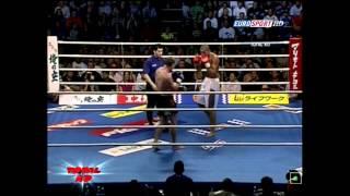 K-1 World GP 2006 Badr Hari vs Peter Graham 05.03.2006 (Auckland, New Zealand) - HDTV
