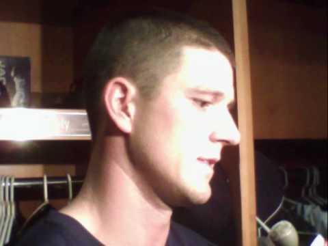 Drew Smyly Tigers Starter postgame v s  Royals 7   06  2012