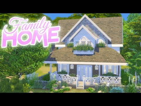 Country Family Home  The Sims 4: Laundry Day Stuff Pack