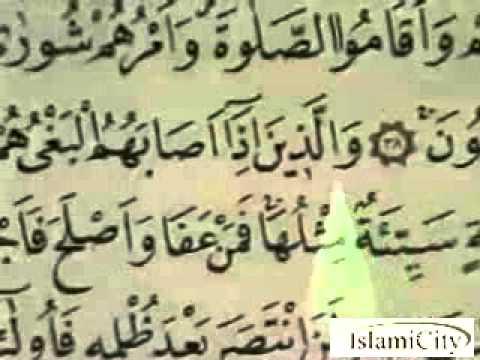 Video Qur'an Juz 25