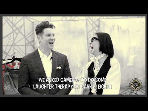 Street Therapy: Laughter Therapy with Cameron Silver