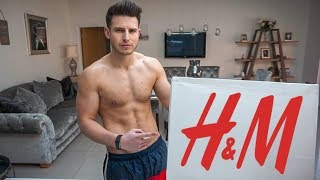 Gambar cover HUGE H&M Spring Clothing Haul & Try On | Men's Fashion 2019