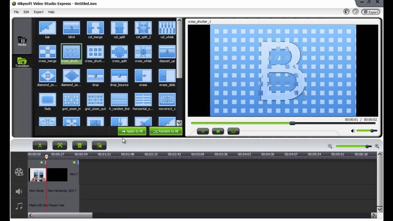 Iskysoft video studio express buen convertidor de video y for Be a maker