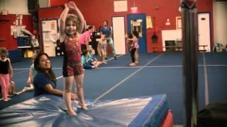 First Gymnastics Show