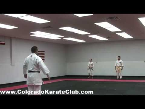 Colorado Karate Club - Rank Testing - Feb 24, 2018