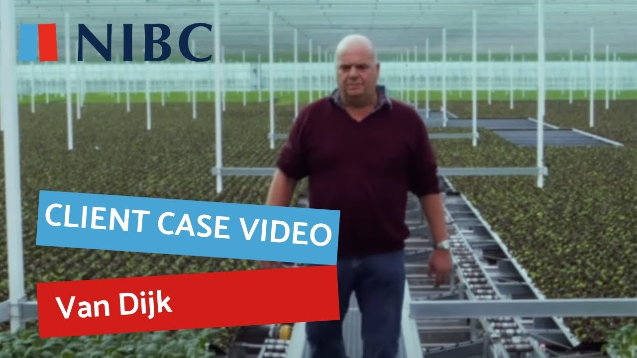Van Dijck Groenteproducties.Nibc Client Case Van Dijk Groenteproducties