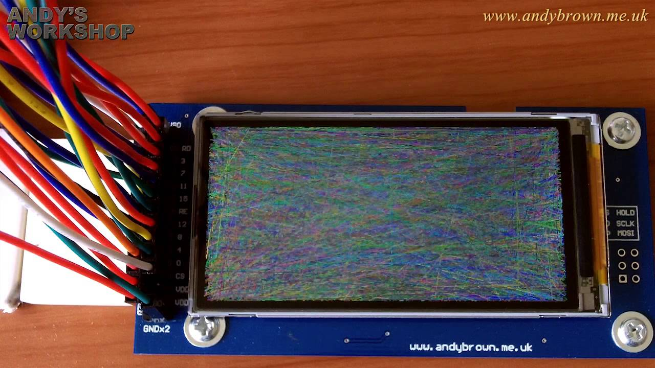 Reverse Engineering An LG Cell Phone Display | Hackaday