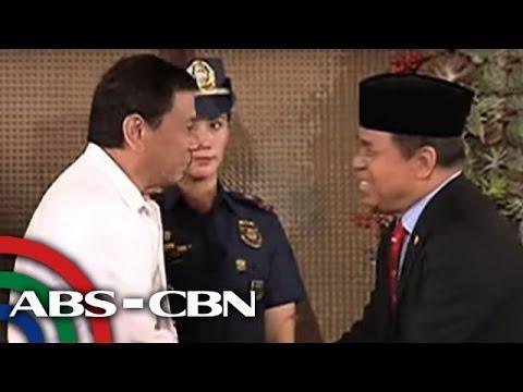 Bandila: Duterte, muling bubuhayin ang Bangsamoro Transition Commission
