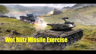 WoT Blitz Missile Exercise Complete!