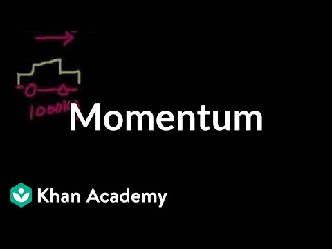 Introduction to momentum | Impacts and linear momentum | Phy