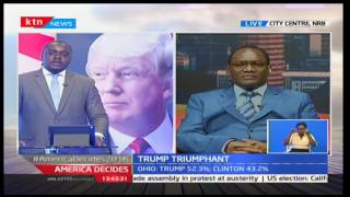 Consequences of Donald Trump as president to the economy of America and Kenya