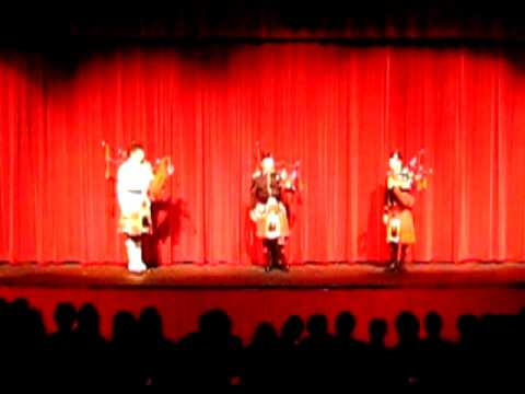 5/24/2011 Governor Livingston High School Highlander Senior Bagpipers Last Concert