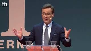 Ulf Kristerssons tal på extra partistämman 2017