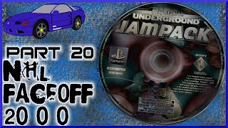 PSX Demo Disc Part 20: NHL Faceoff 2000