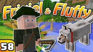 FRIGIEL & FLUFFY : LE PÉPÉ PÊCHEUR | Minecraft - S4 Ep.58