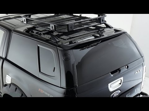 Hardtop für den Ford Ranger - Sammitr V4 SUV Plus