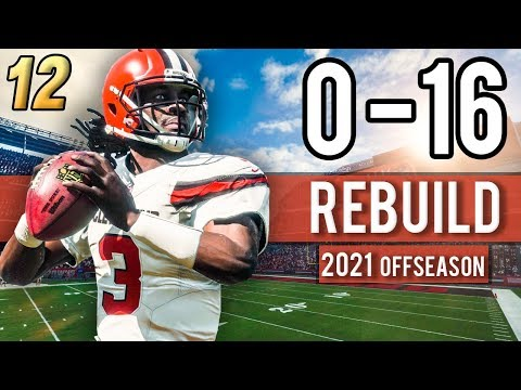BROWNS HIRE A NEW HEAD COACH! (2021 Offseason Part 1/2) - Ma
