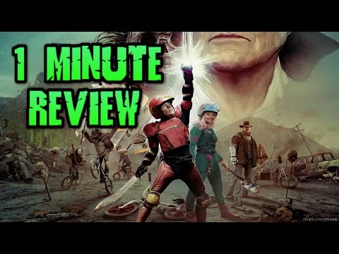 Turbo Kid Review (1 Minute)