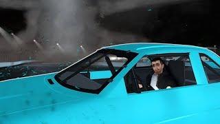 DISASTERS HIT NASCAR RACE! - Garry's Mod Gameplay - Tornado Survival