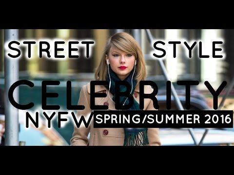 STREET STYLE: NEW YORK FASHION WEEK SPRING/SUMMER 2016 ...